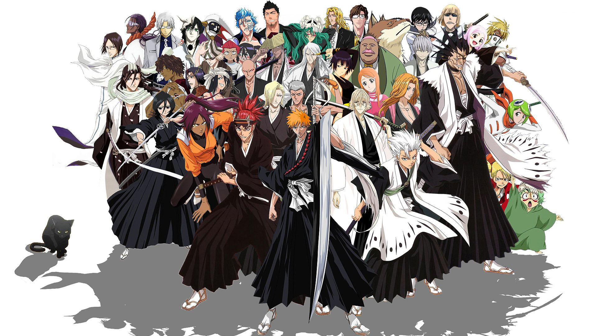 How 'Bleach' Turned Out To Be The Kobe Bryant Of Anime | Inverse
