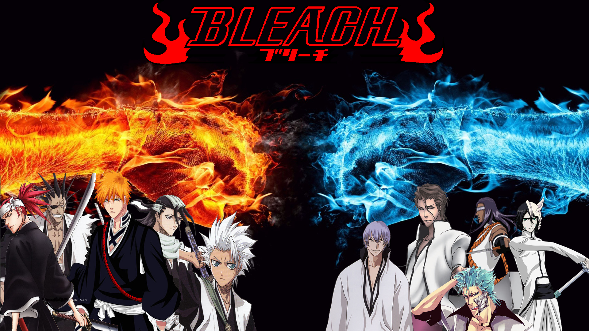 Bleach Page 1