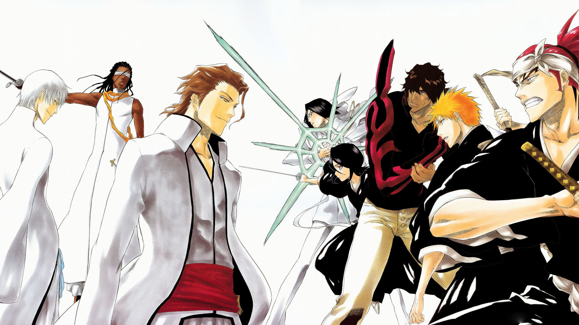 Bleach Manga Wallpaper