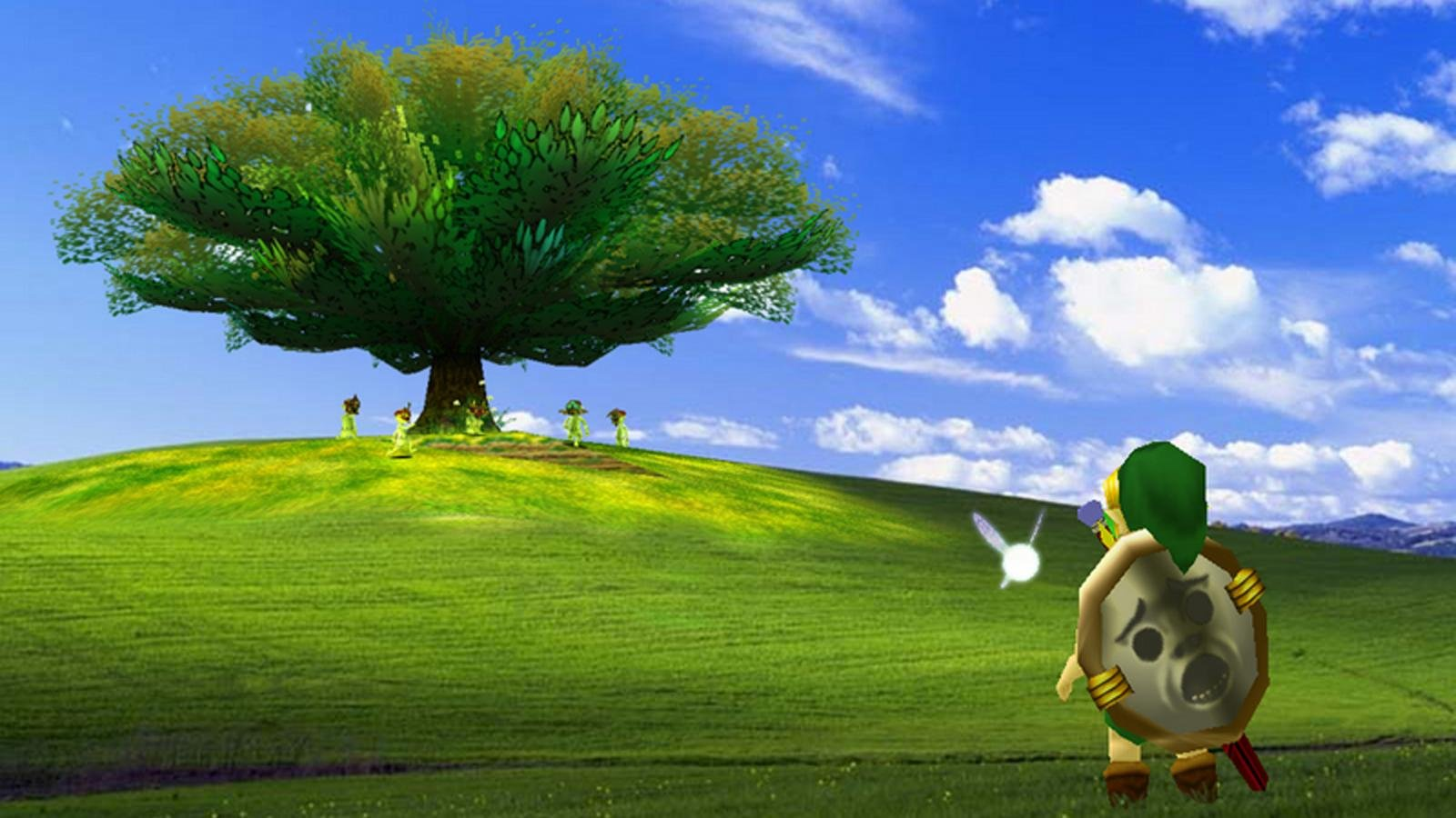 The 13 Best Takes On Windows XP Bliss Wallpaper