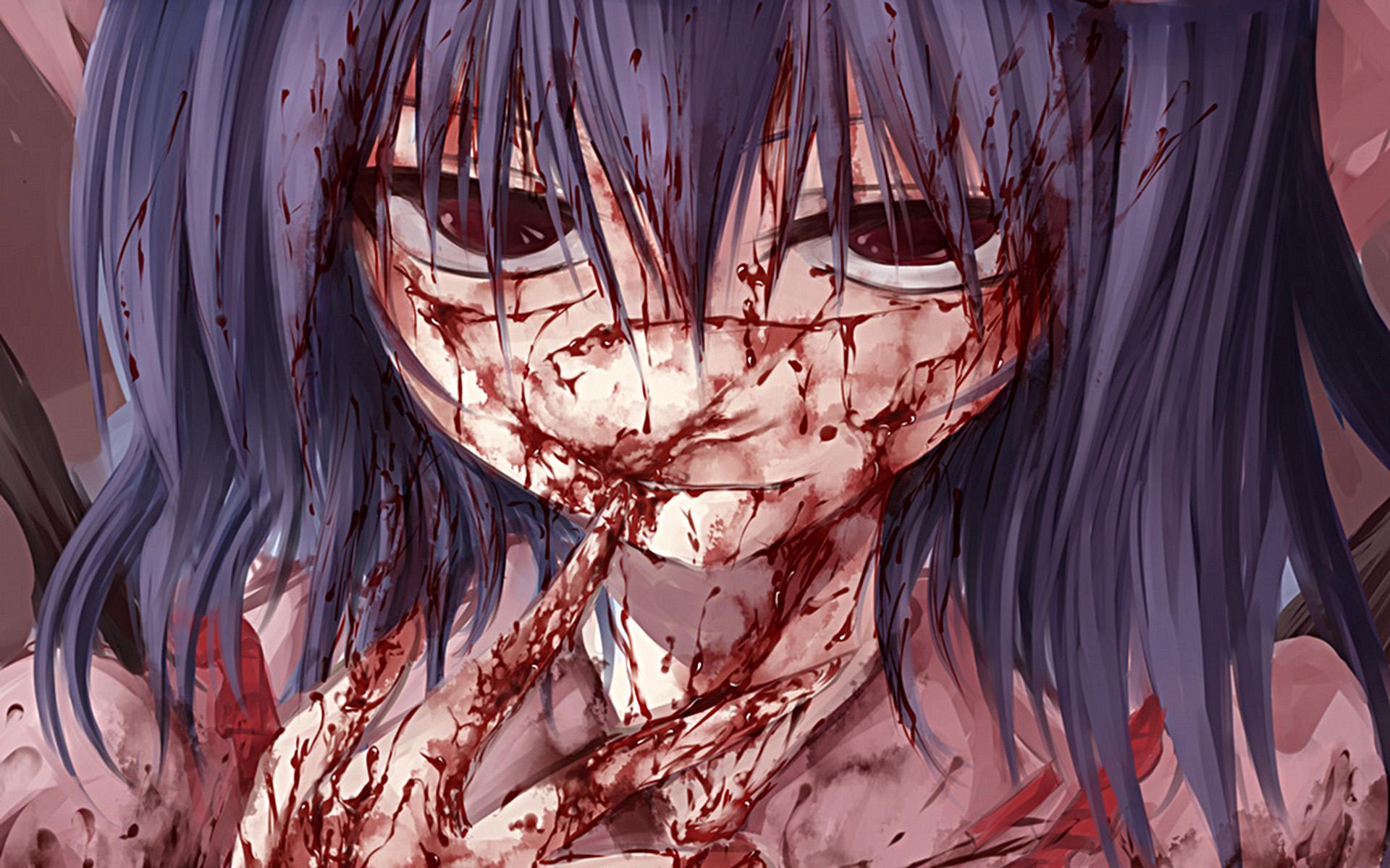 blood anime hd photo 3 - HD Wallpapers Buzz