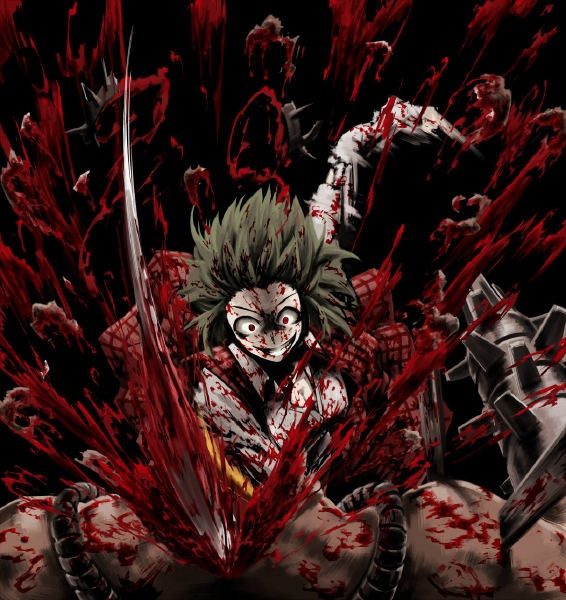 1000+ images about Anime Gore and Blood Wallpapers on Pinterest