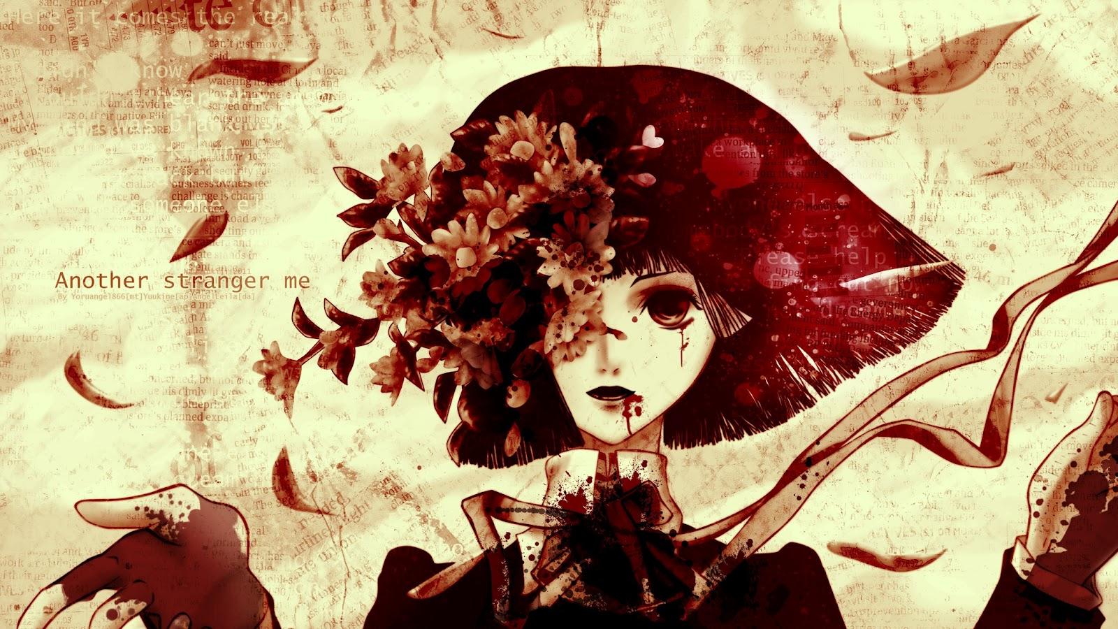 Anime Hankering: Horrible Anime Wallpapers