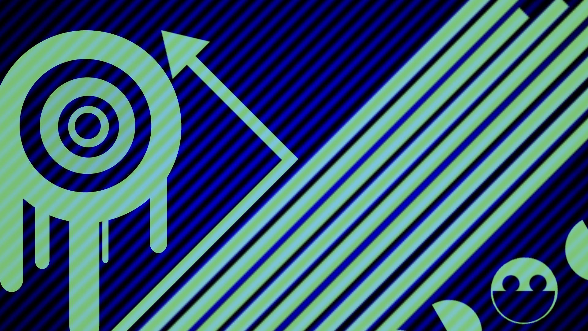 Blue And Green Wallpaper HD | PixelsTalk Net