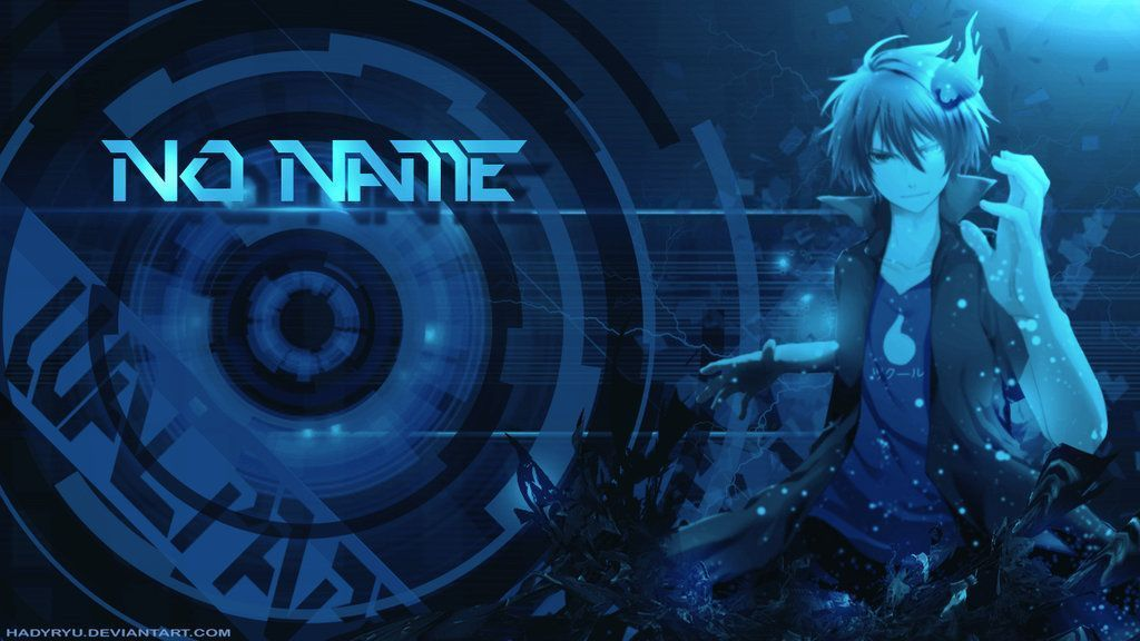 Blue Anime Wallpapers Group