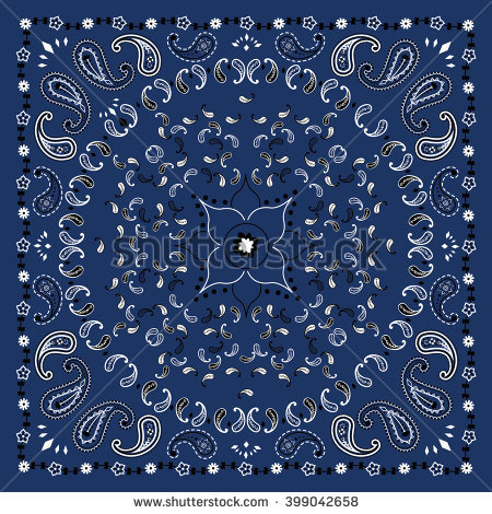 Bandana Print Stock Images, Royalty-Free Images & Vectors