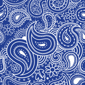 bandana fabric, wallpaper & gift wrap - Spoonflower