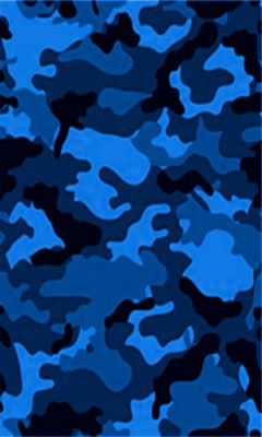Dark Blue Camo wallpaper free download