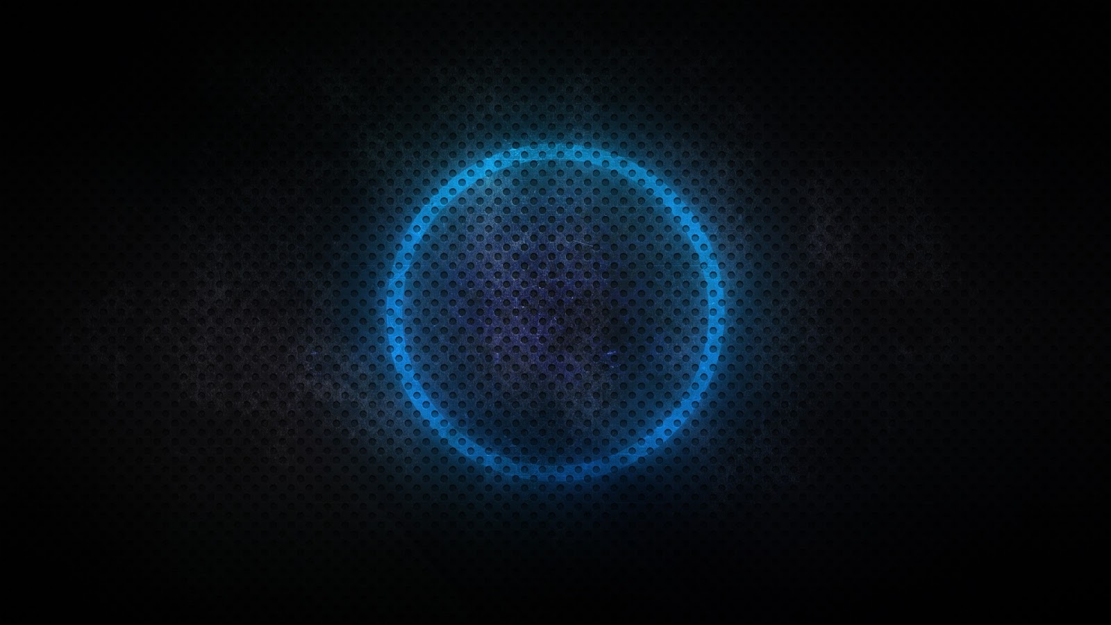 Collection Of Blue Circle Wallpaper On HDWallpapers