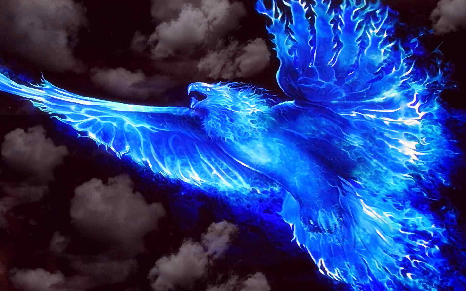 Blue Fire Wallpaper High Quality - Wickedsa com