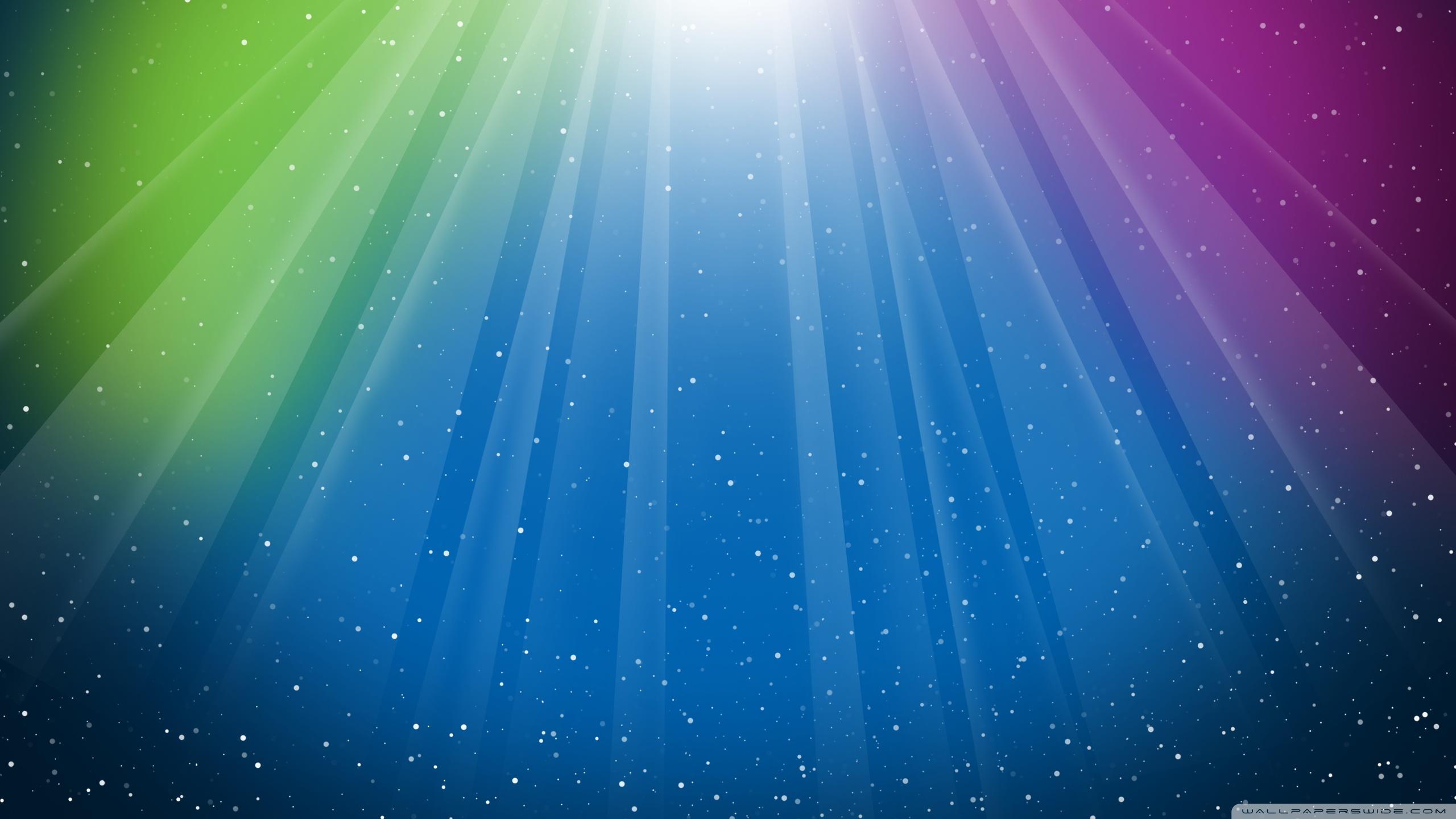 Aurora Burst Blue Green Purple Colorful HD desktop wallpaper