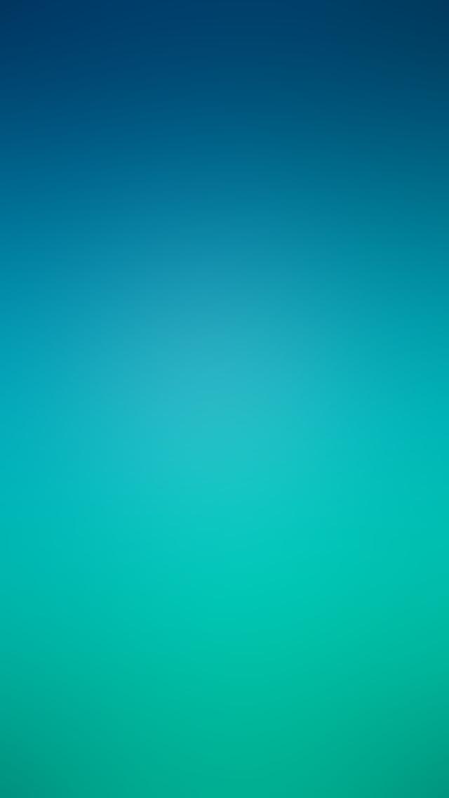 Blue Green Fade iPhone 5 Wallpaper (640x1136)