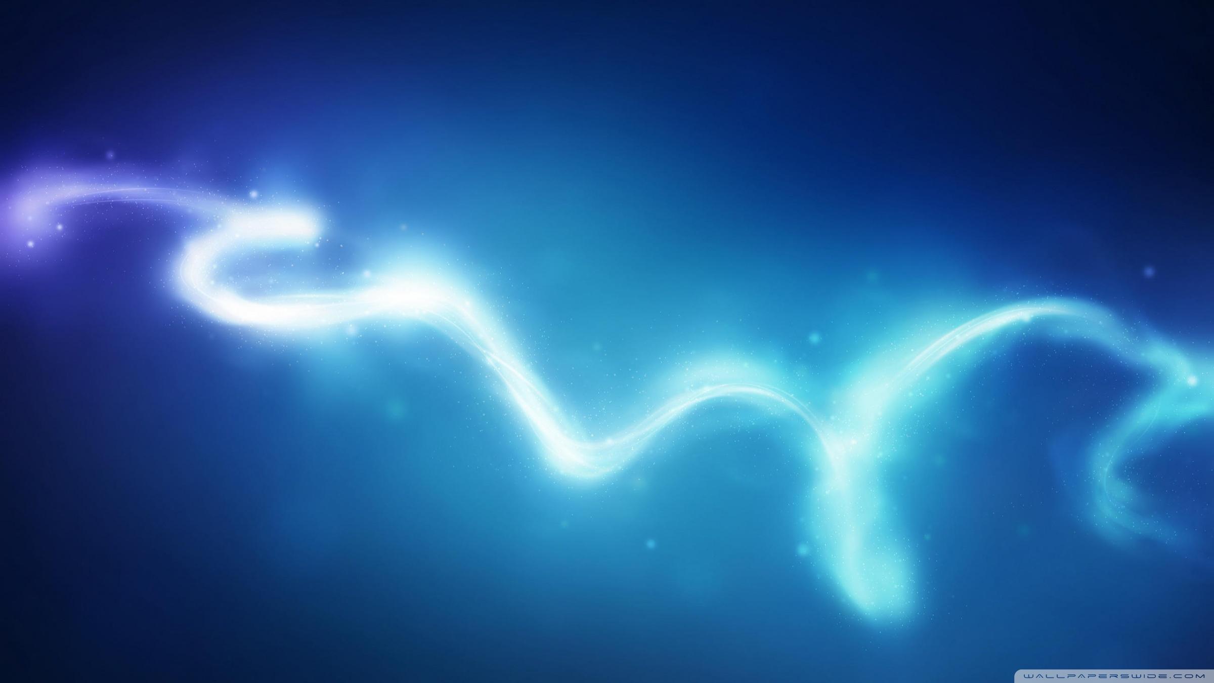 Blue Light HD desktop wallpaper : High Definition : Fullscreen