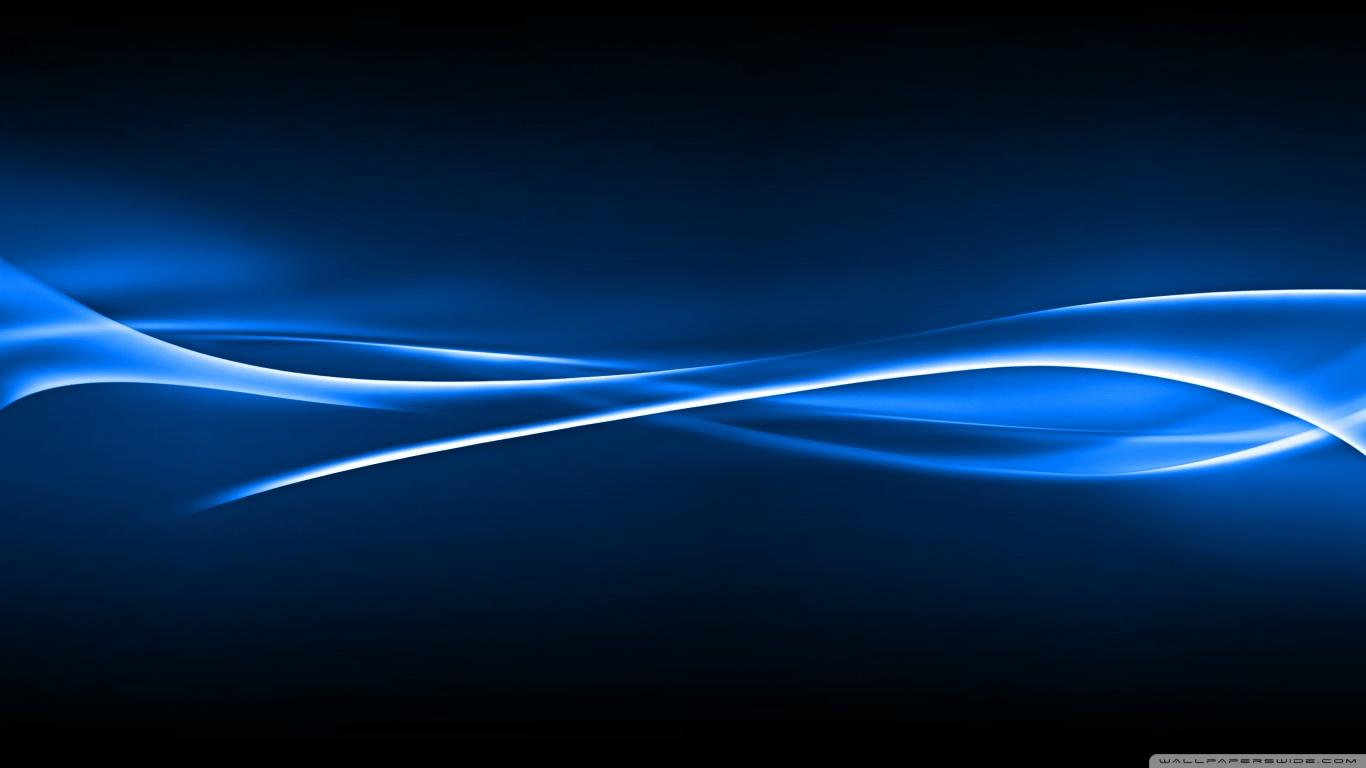 Blue Light Wave HD desktop wallpaper : High Definition