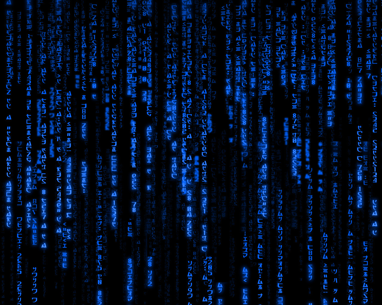 Blue Matrix Wallpapers Mobile ~ Sdeerwallpaper