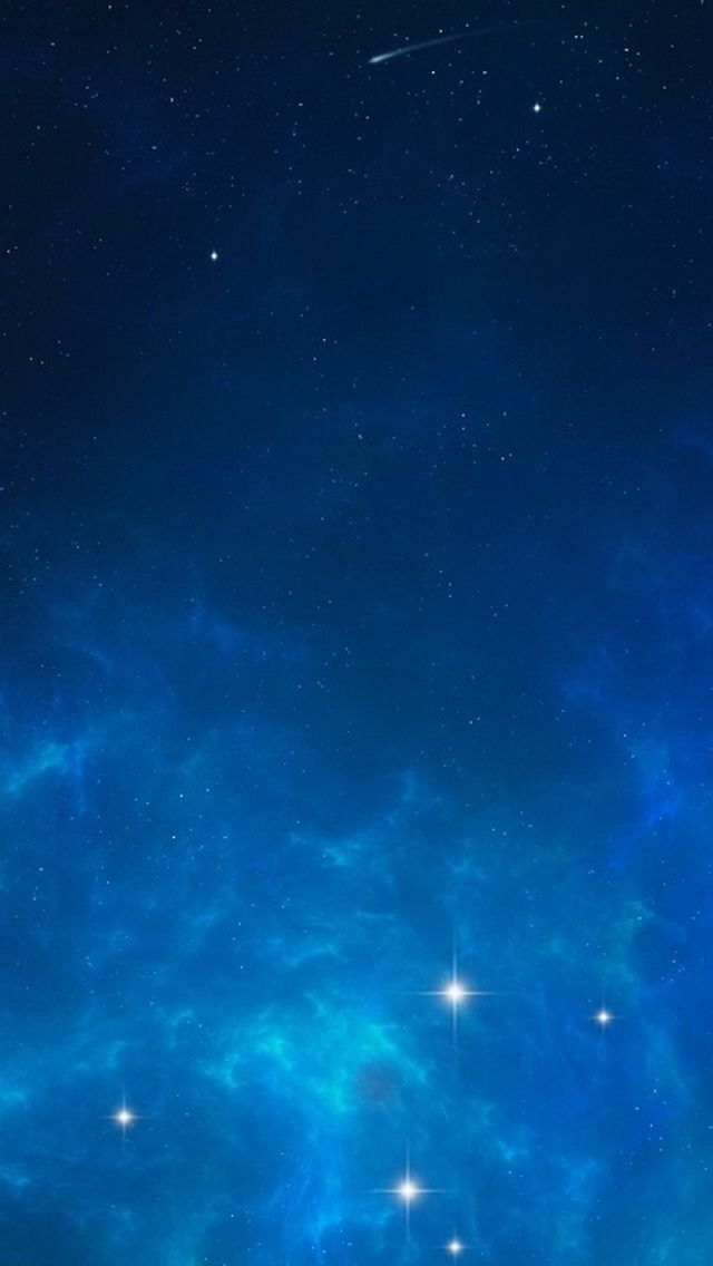 Blue Night Sky Wallpapers Group (71+)