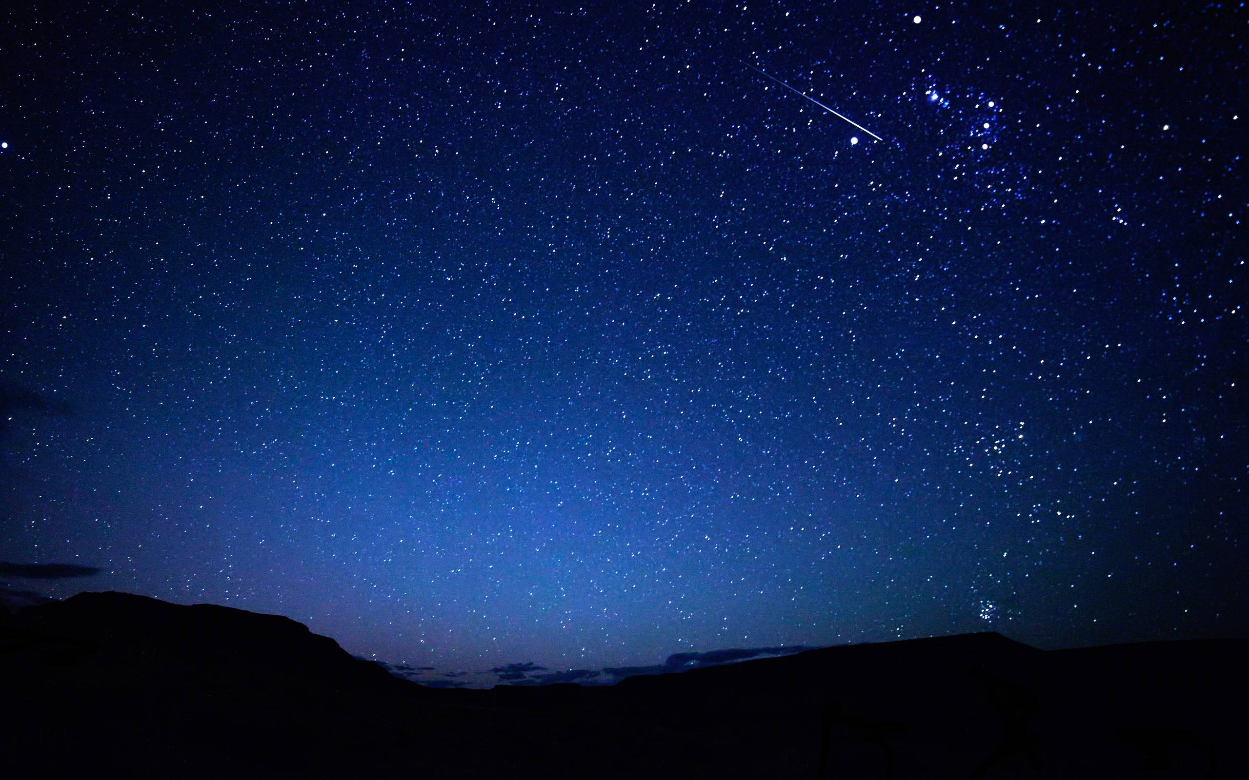 Night Sky Stars Wallpapers - Wallpaper Cave