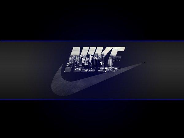 Blue Nike Wallpaper - WallpaperSafari