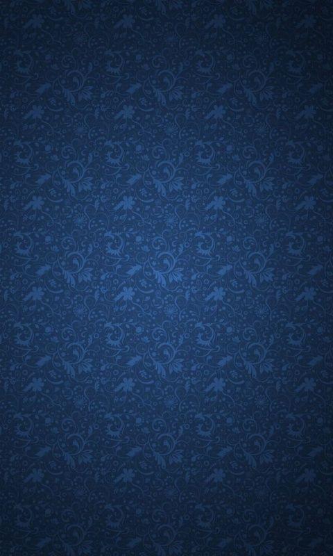 Dark Blue Phone Wallpaper - WallpaperSafari
