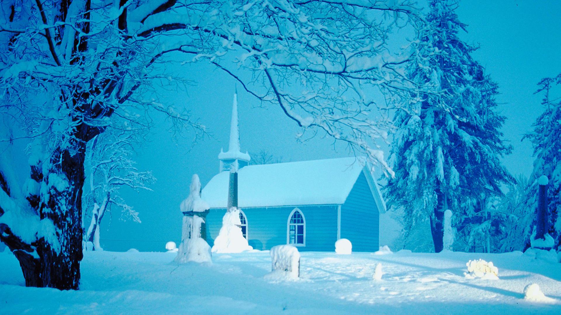 Snowy Winter Scenes Wallpaper |     Snowy Scene, It Looks Amazing