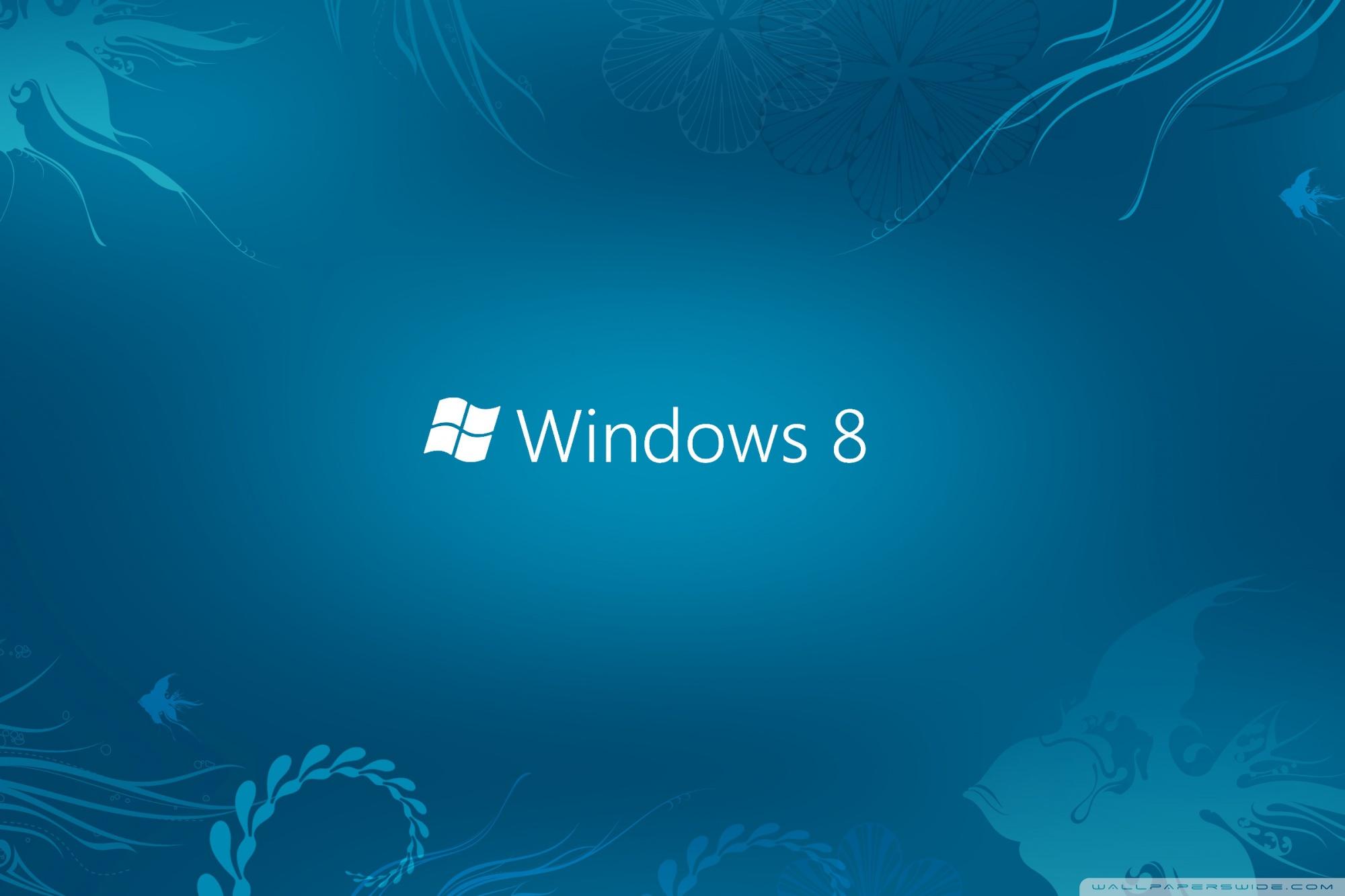 Windows 8 Blue HD desktop wallpaper : High Definition : Fullscreen