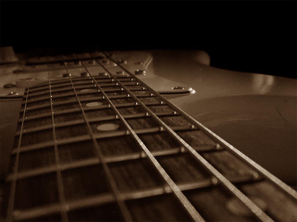 Blues Guitar Wallpaper