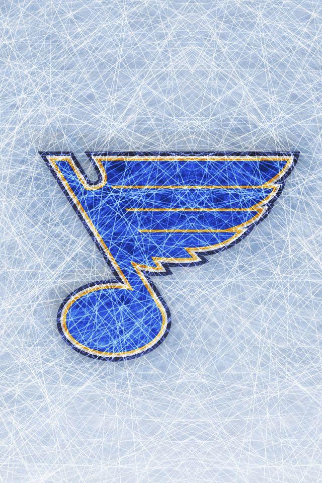 Blues Hockey Wallpaper