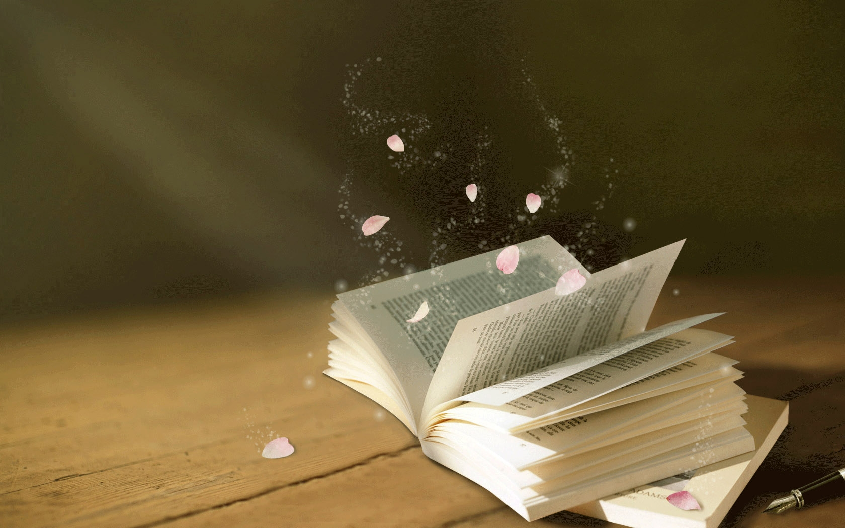 20+ Best HD Book Wallpapers | feelgrPH