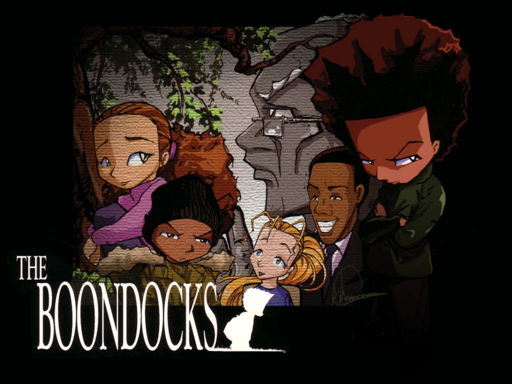1 The Boondocks HD Wallpapers