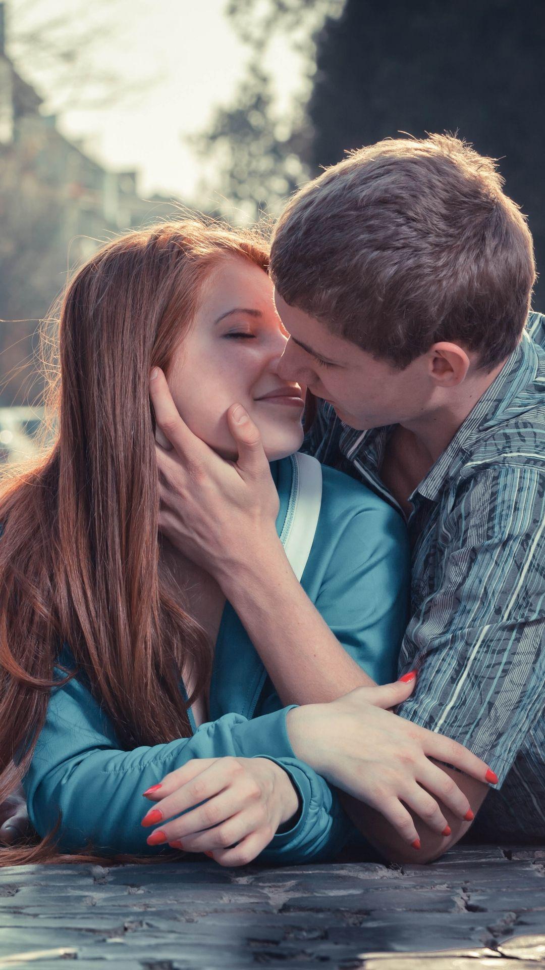Boy Girl Kiss Wallpapers Group (55+)