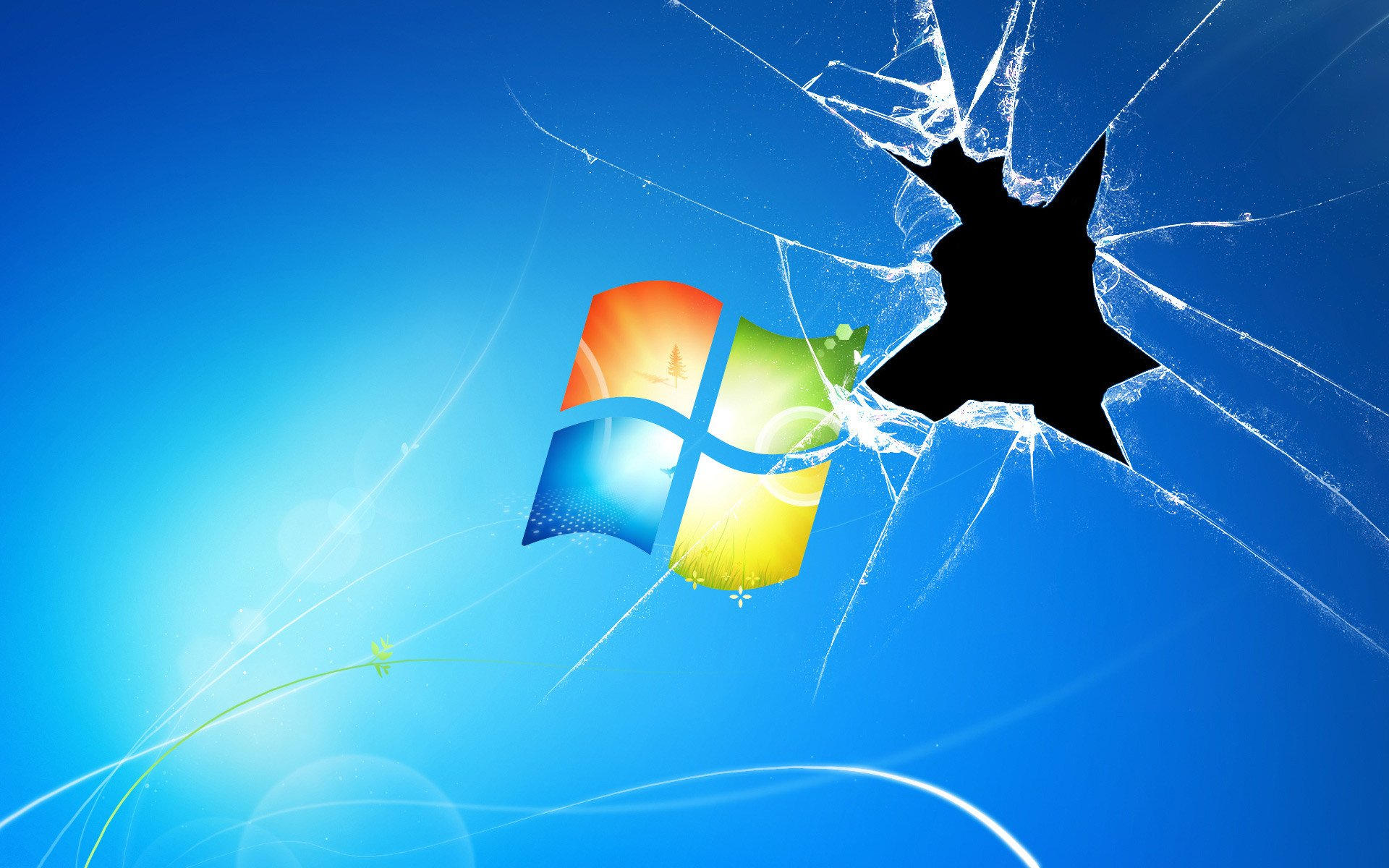 13 Cracked Screen HD Wallpapers | Backgrounds - Wallpaper Abyss