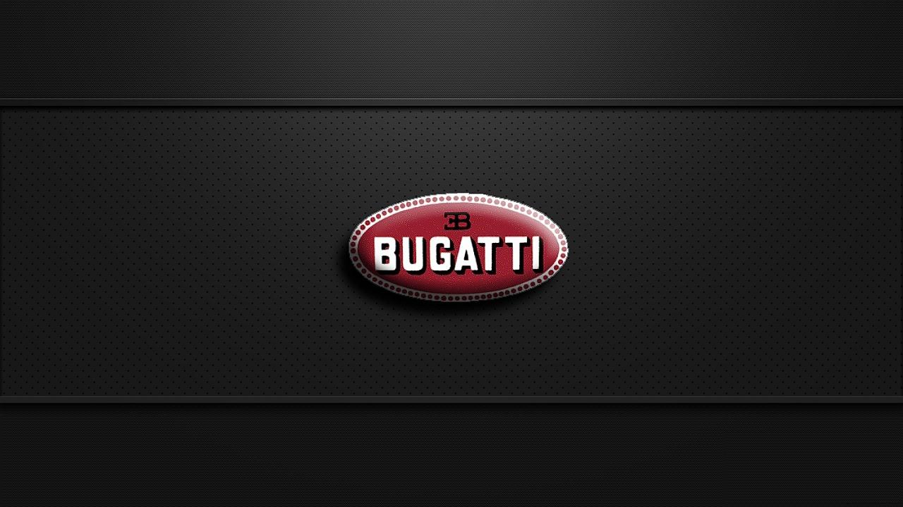 Bugatti Logo Wallpaper Page 1