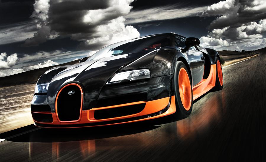 Hd bugatti veyron wallpapers