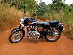 Royal Enfield Bullet - Wikipedia