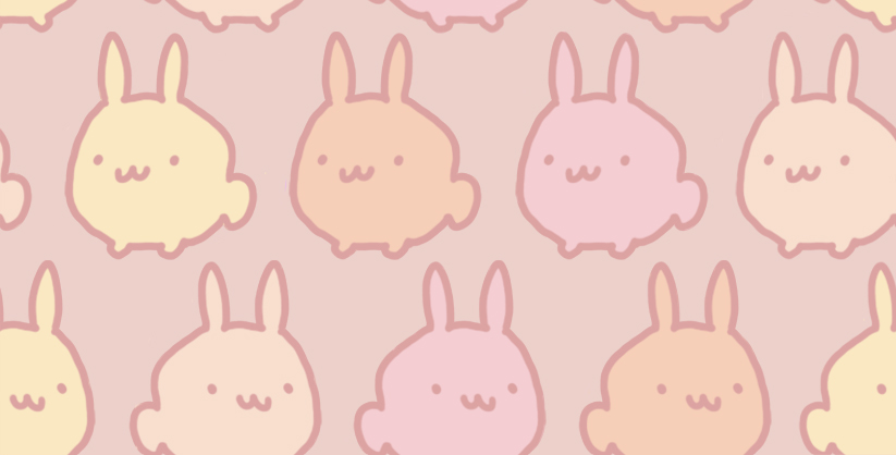 Bunny Background Sf Wallpaper