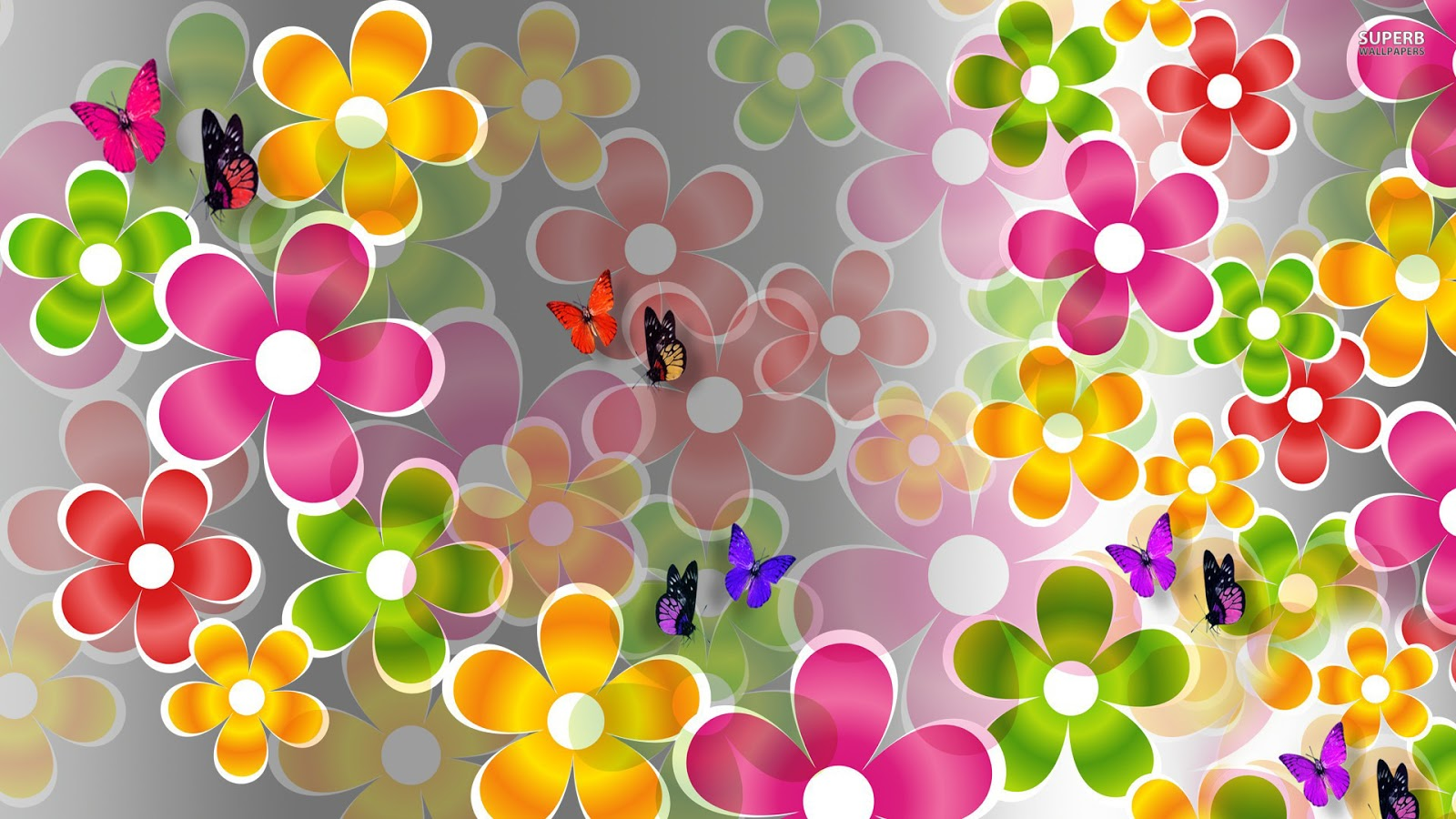 ImagesList com: Wallpapers with Butterflies 3