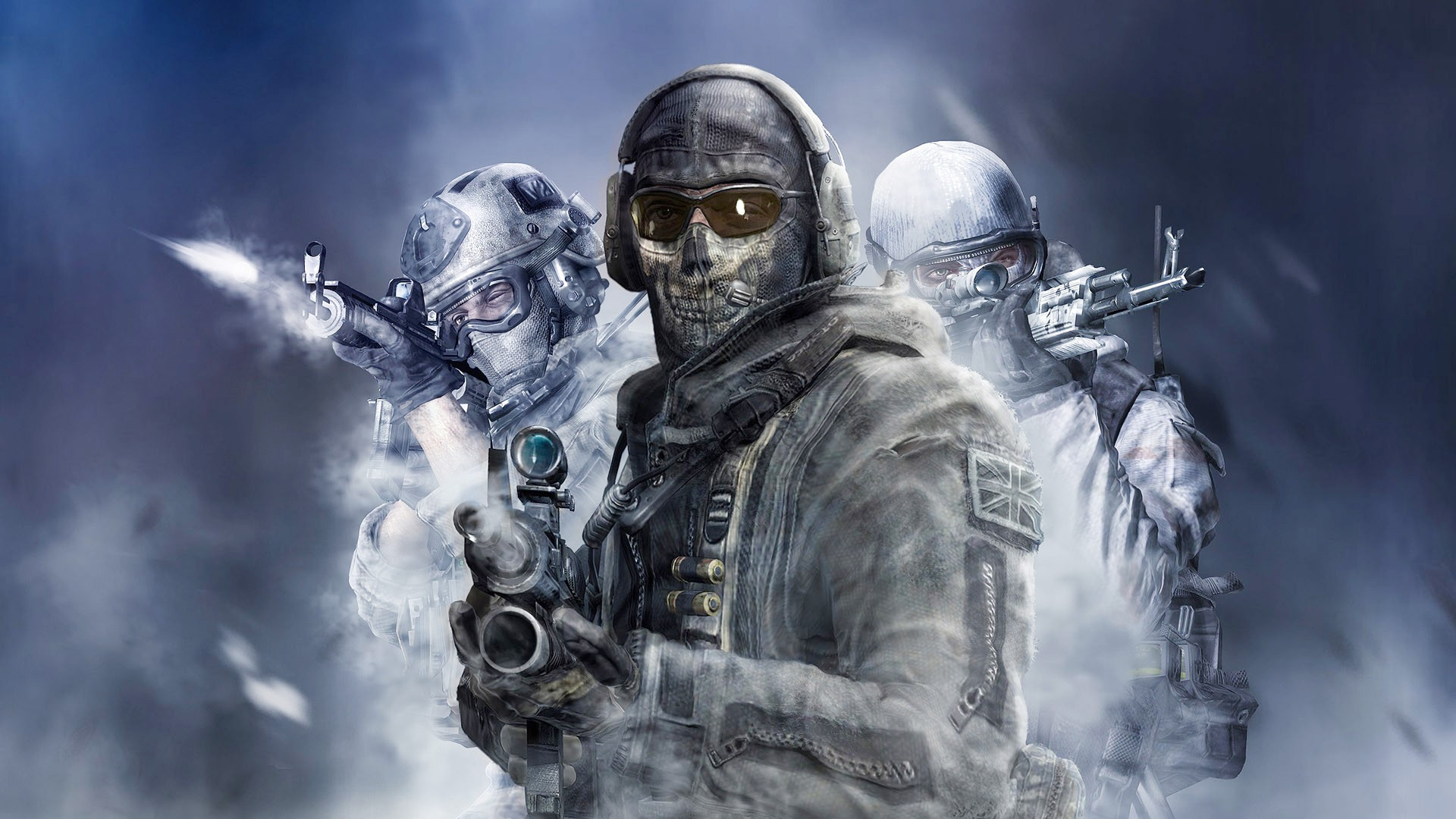 Collection of Call Duty Wallpaper on HDWallpapers