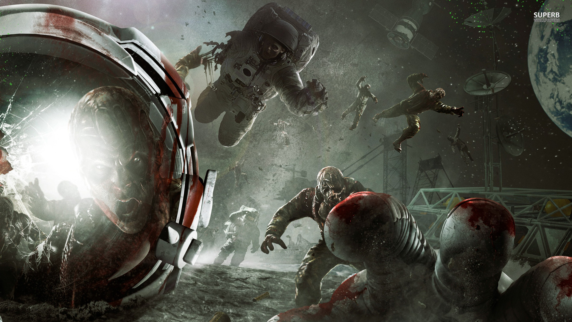 Black Ops 2 Zombies Wallpapers Group (71+)