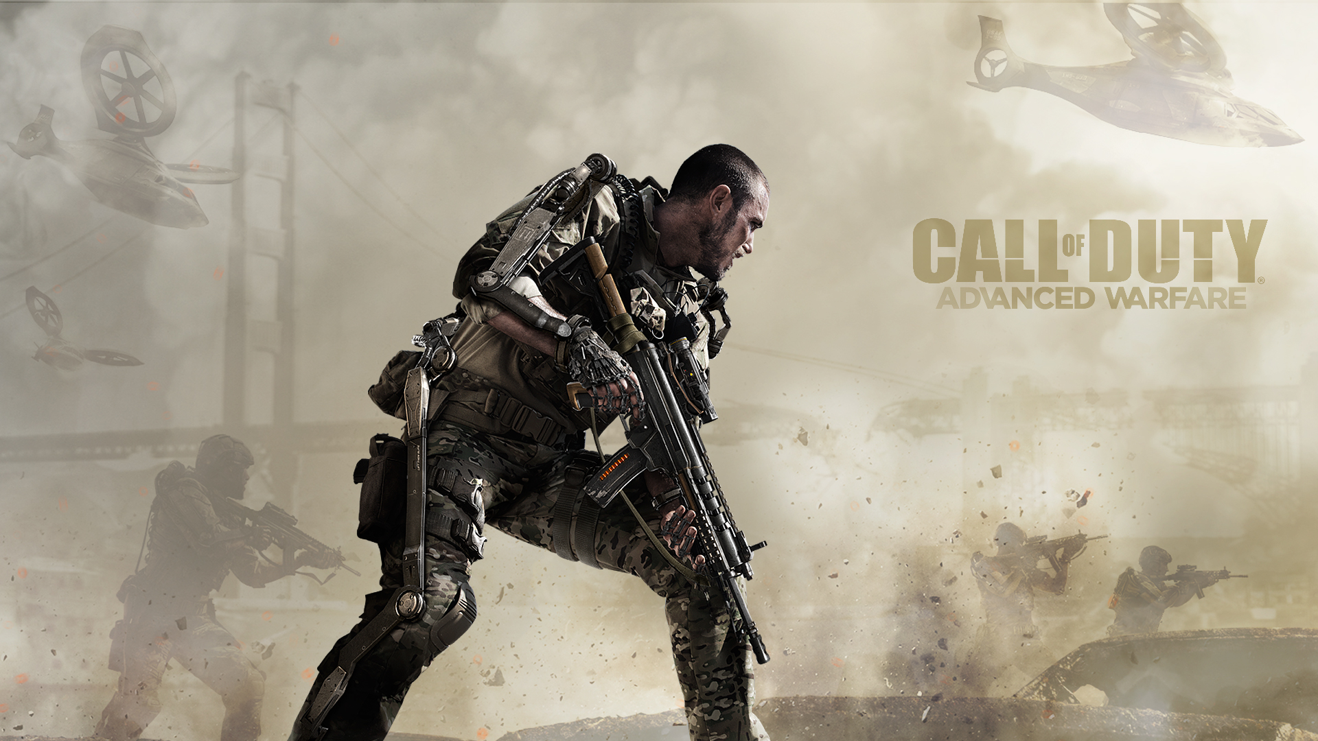 Call of Duty Advanced Warfare Wallpaper FREE Download - Unofficial