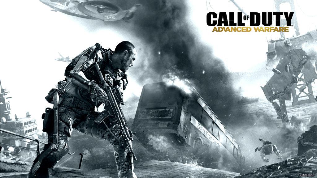 Call Of Duty Advanced Warfare Wallpaper Sf Wallpaper