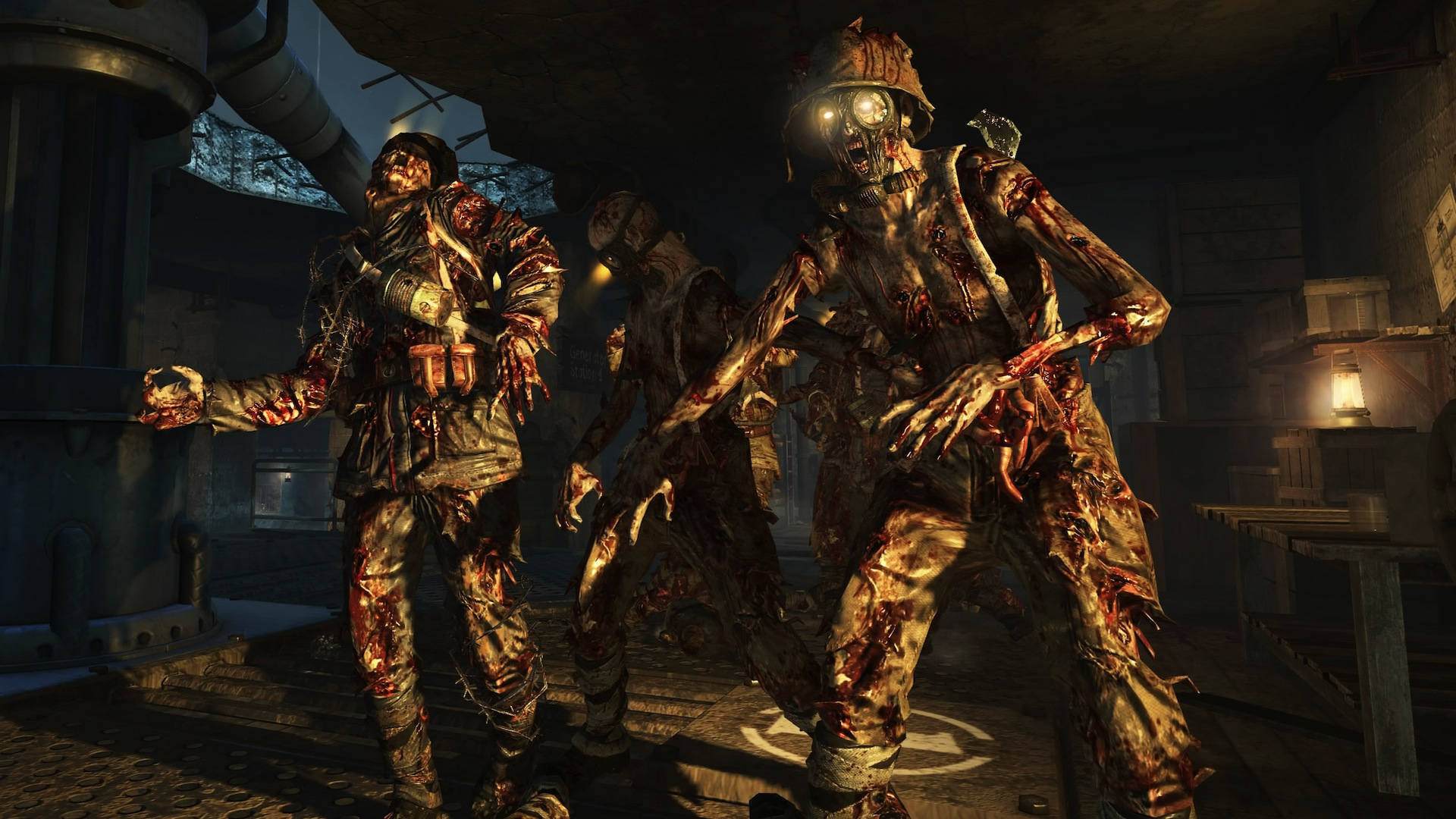 call of duty black ops 2 zombies wallpaper - sf wallpaper