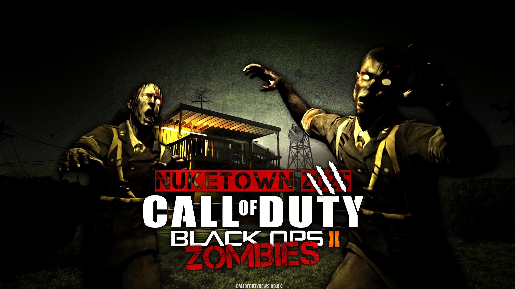 Call of Duty Black Ops 2 Zombie Exclusive HD Wallpapers #944
