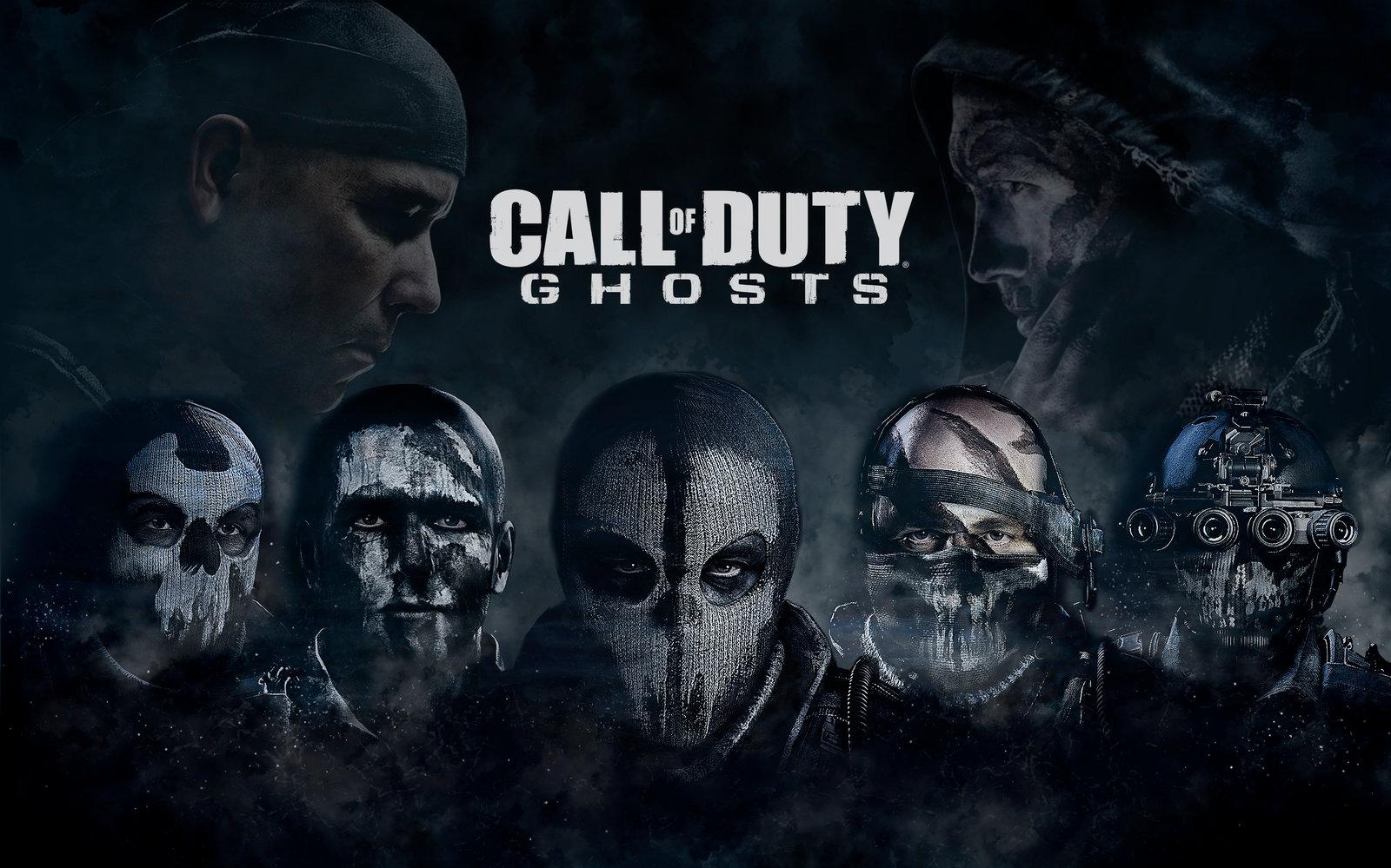 Wallpaper Call of Duty Ghosts - WallpaperSafari
