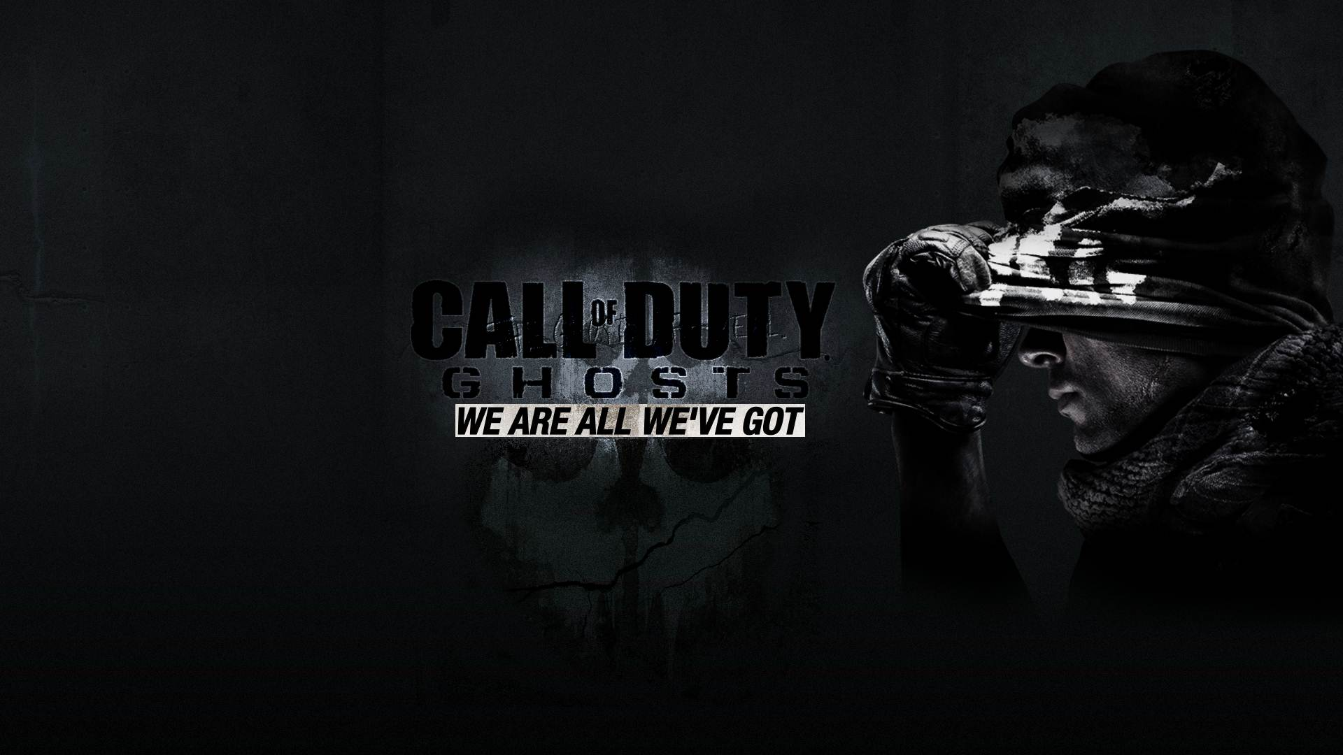 Call Of Duty Ghost Wallpaper – Dota 2 and E-Sports Geeks Dota 2