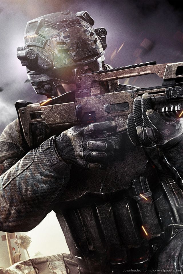 Call Of Duty iPhone Wallpapers Group (44+)