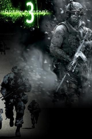 Call of Duty MW live wallpaper Download - Call of Duty MW live