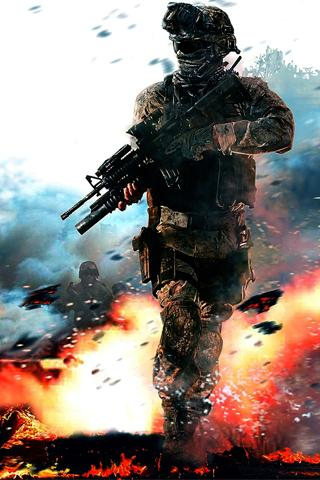 Modern Warfare Live Wallpaper - Android Apps & Games on