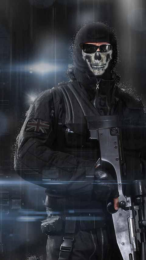Download Call of Duty Ghosts Wallpapers for android, Call of Duty