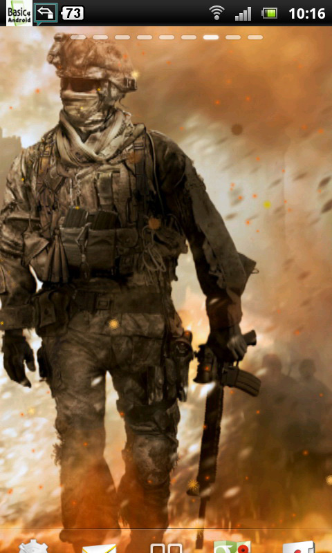 Free Call of Duty Live Wallpaper 2 APK Download For Android | GetJar