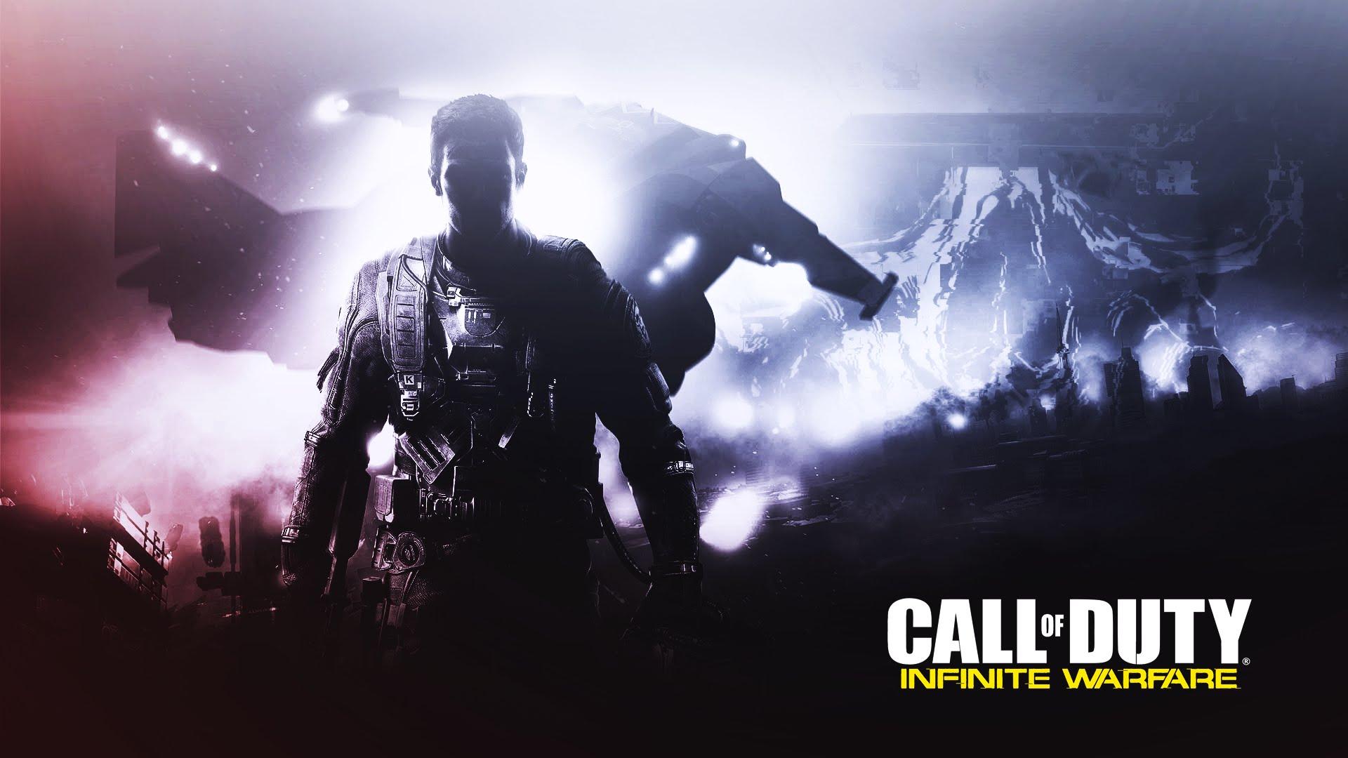 FREE* Call of Duty: Infinite Warfare Wallpaper (Download Link in